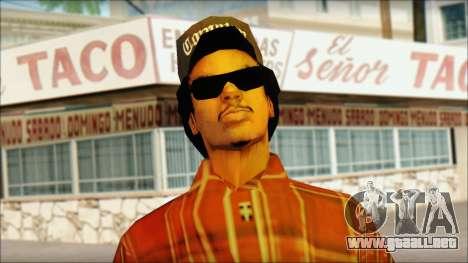Eazy-E Red Skin v1 para GTA San Andreas tercera pantalla