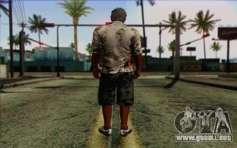 Keith Ramsey v2 para GTA San Andreas segunda pantalla
