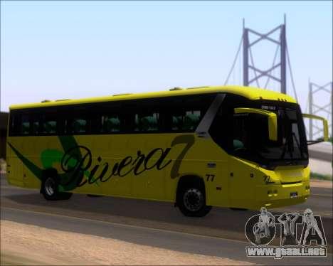 Comil Campione 3.45 Scania K420 Rivera para GTA San Andreas left