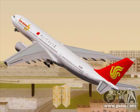 Airbus A330-200 Air China para GTA San Andreas