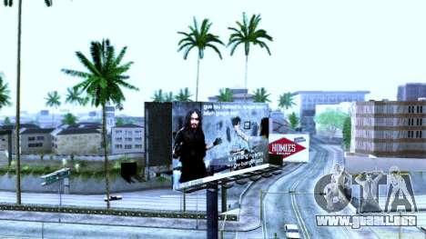 Grand ENB para PC Débil para GTA San Andreas