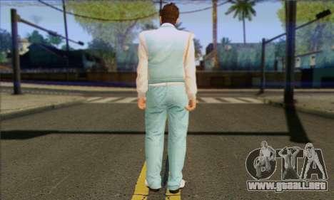 Cris Formage from GTA 5 para GTA San Andreas segunda pantalla