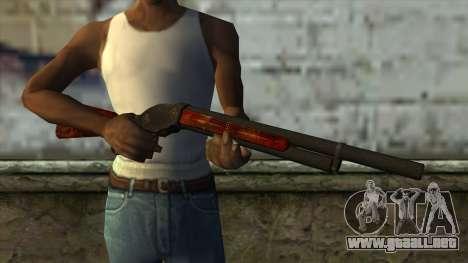 M1887 from PointBlank v3 para GTA San Andreas tercera pantalla