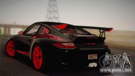 Porsche 911 GT3RSR para GTA San Andreas left