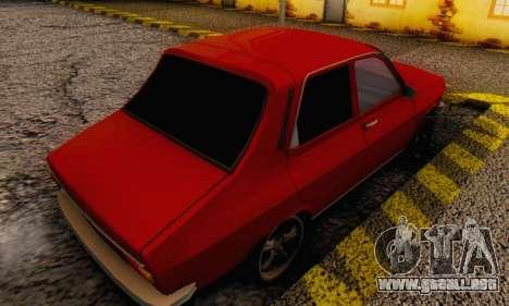 Dacia 1300 Stock 1979 para GTA San Andreas left