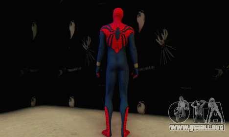 Skin The Amazing Spider Man 2 - Suit Ben Reily para GTA San Andreas sucesivamente de pantalla