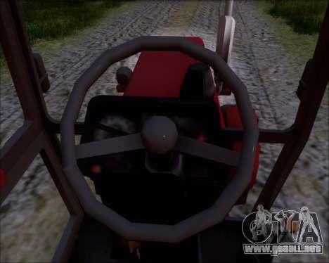 MTZ-80 para GTA San Andreas interior
