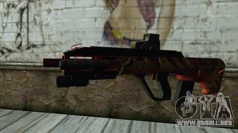 AUG A3 from PointBlank v4 para GTA San Andreas
