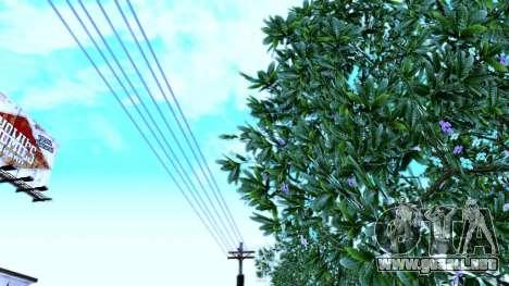 Grand ENB para PC Débil para GTA San Andreas sucesivamente de pantalla