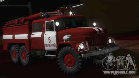 ZIL 131 - CA para GTA San Andreas