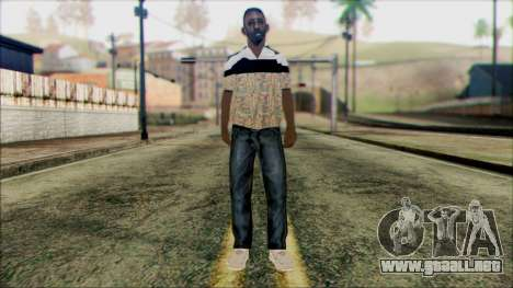 Bmost from Beta Version para GTA San Andreas