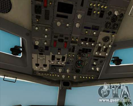 Boeing 737-8AS Ryanair para el motor de GTA San Andreas