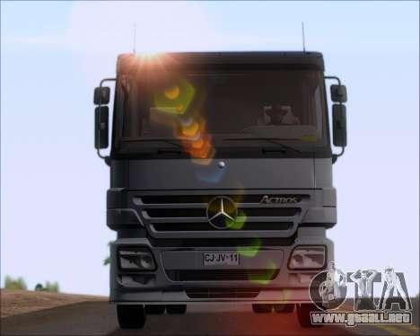 Mercedes-Benz Actros 3241 para GTA San Andreas