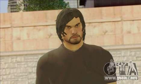 Transeúnte (PERSONAL) para GTA San Andreas tercera pantalla
