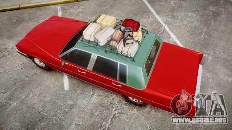 Albany Emperor Traveler para GTA 4 visión correcta