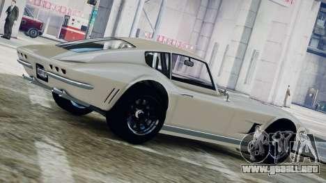GTA 5 Coquette Classic para GTA 4 left