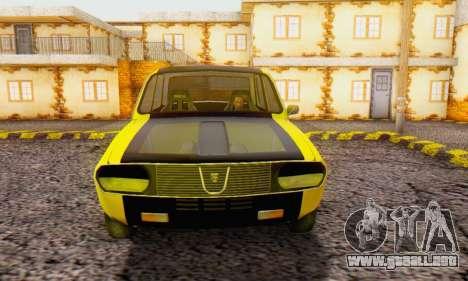 Dacia 1300 Old School para la visión correcta GTA San Andreas