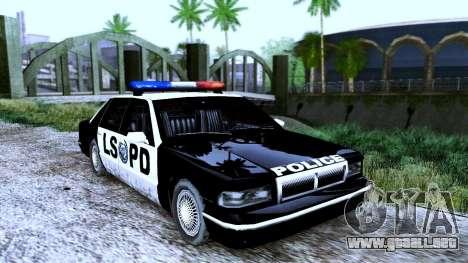 Grand ENB para PC Débil para GTA San Andreas segunda pantalla