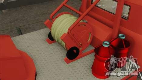 ZIL 131 - AL para la visión correcta GTA San Andreas