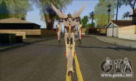 Starscrim from Transformers Prime para GTA San Andreas