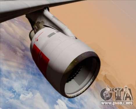 Airbus A330-300 Swiss International Air Lines para el motor de GTA San Andreas