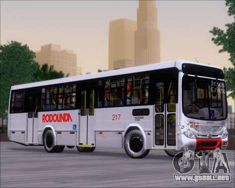 Marcopolo Torino G7 2007 - Volksbus 17-230 EOD para visión interna GTA San Andreas