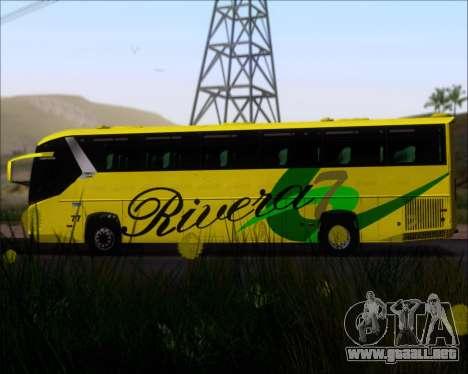 Comil Campione 3.45 Scania K420 Rivera para vista lateral GTA San Andreas