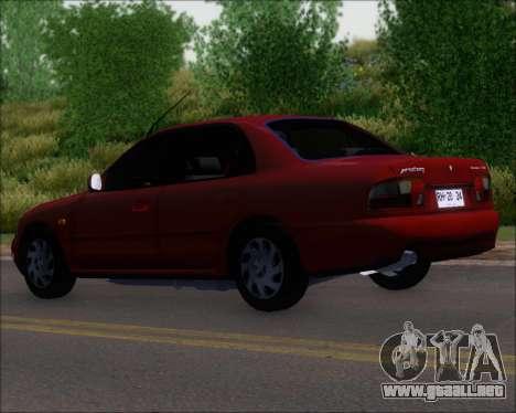Proton Persona 1996 1.5 Gli para la visión correcta GTA San Andreas