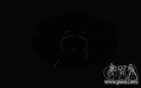 GTA 5 UFO para visión interna GTA San Andreas
