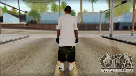 Afro - Seville Playaz Settlement Skin v1 para GTA San Andreas segunda pantalla