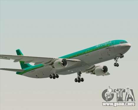 Airbus A330-300 Aer Lingus para el motor de GTA San Andreas