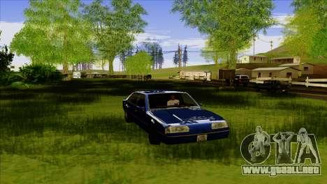 Bright ENB Series v0.1b By McSila para GTA San Andreas séptima pantalla