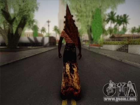 Pyramid Head From Silent Hill: Homecoming para GTA San Andreas
