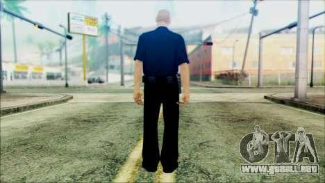 Sfpd1 from Beta Version para GTA San Andreas segunda pantalla