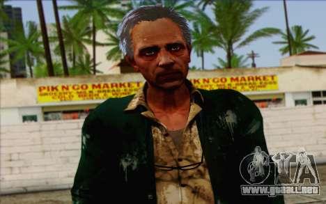 El Dr. Alec Earnhardt para GTA San Andreas tercera pantalla