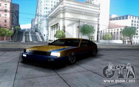 Blista By Next para GTA San Andreas