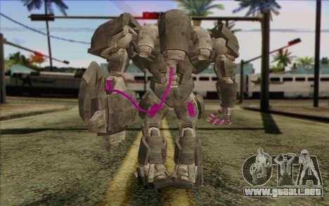 Shockwawe v2 para GTA San Andreas segunda pantalla