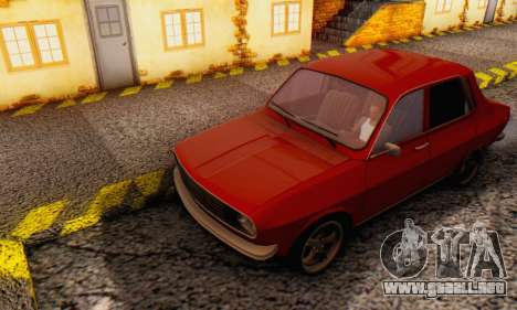 Dacia 1300 Stock 1979 para GTA San Andreas