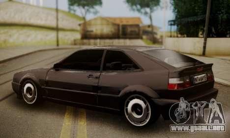 Volkswagen Corrado para GTA San Andreas left