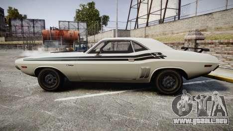 Dodge Challenger 1971 v2.2 PJ1 para GTA 4 left