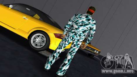 Camo Skin 10 para GTA Vice City segunda pantalla