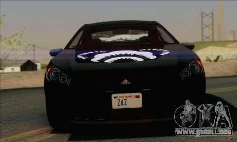 Maibatsu Penumbra 1.0 (IVF) para el motor de GTA San Andreas