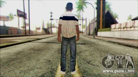 Bmost from Beta Version para GTA San Andreas segunda pantalla