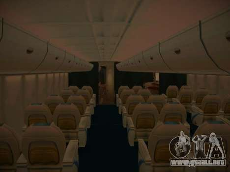 Airbus A380-800 Thai Airways International para GTA San Andreas