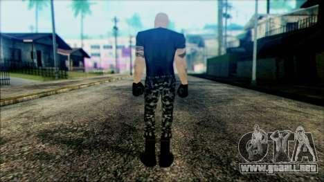 Manhunt Ped 13 para GTA San Andreas segunda pantalla