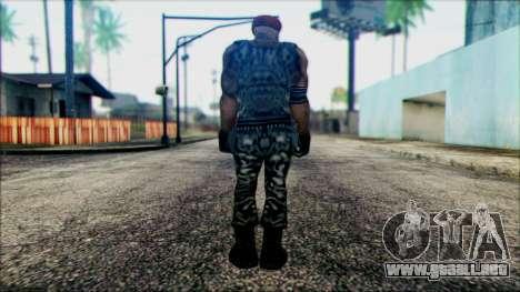 Manhunt Ped 20 para GTA San Andreas segunda pantalla