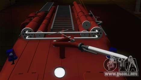 ZIL 131 - CA para la visión correcta GTA San Andreas