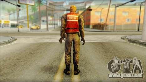 La guardia costera (Frío, Miedo) para GTA San Andreas segunda pantalla