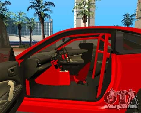 Slivia Red Planet para la visión correcta GTA San Andreas