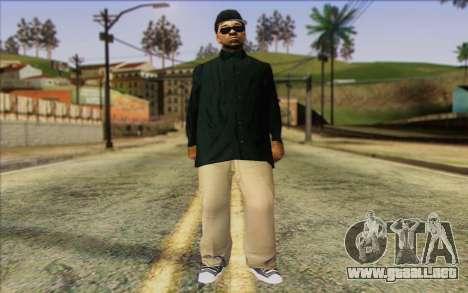 N.W.A Skin 5 para GTA San Andreas
